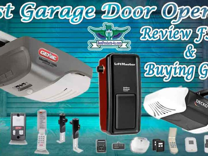 10 Best Garage Door Opener Reviews