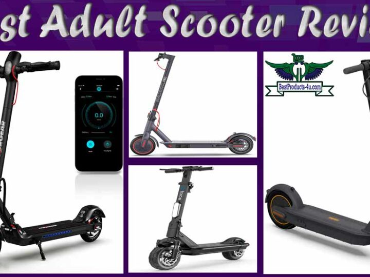 10 Best Adult Scooter Review of 2021
