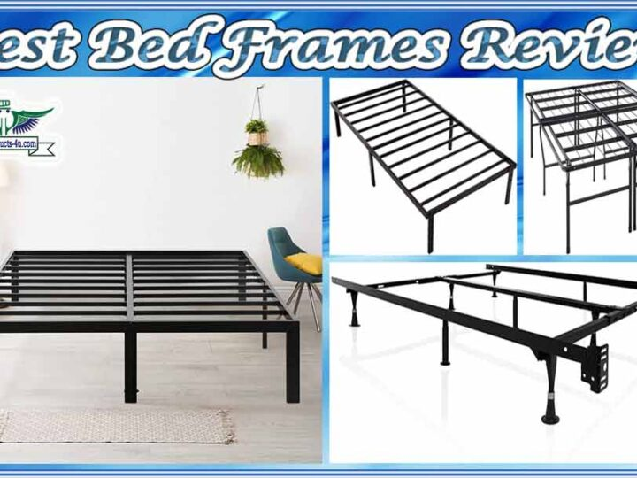 10 Best Bed Frames Review of 2021