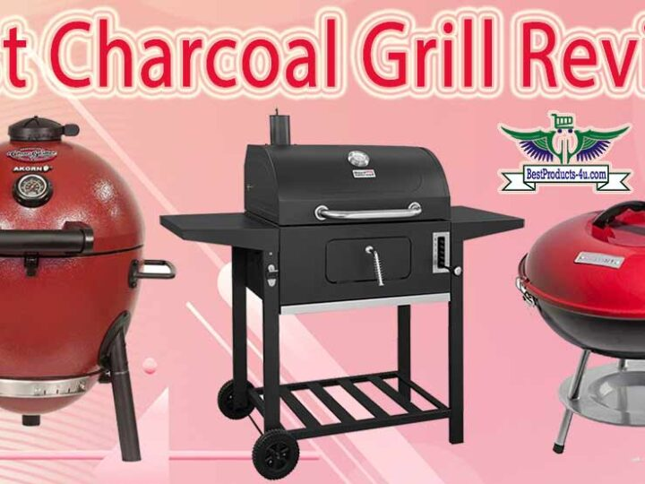 10 Best Charcoal Grill Review of 2021