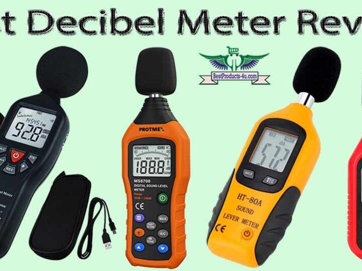10 Best Decibel Meter Review of 2021