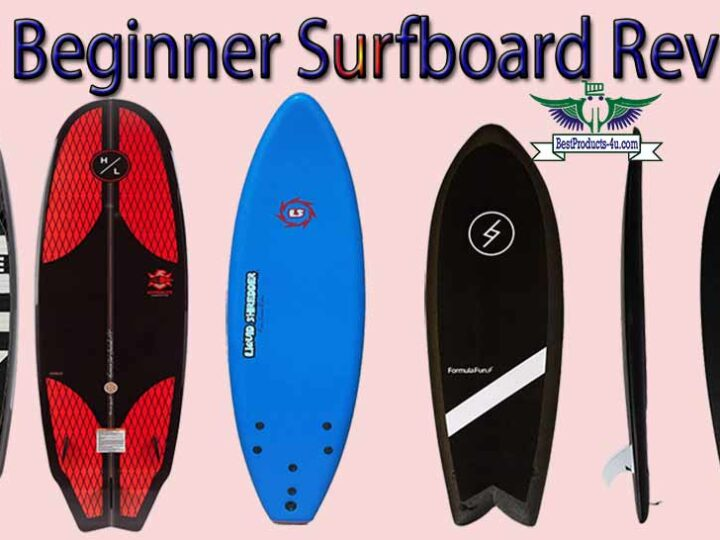 10 Best Beginner Surfboard Review of 2021
