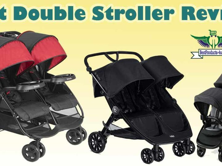 10 Best Double Stroller Review of 2021