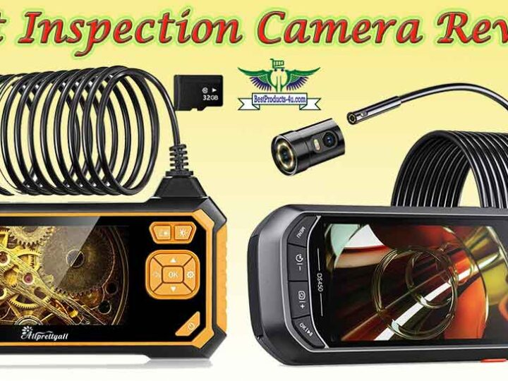 10 Best Inspection Camera Review of 2021