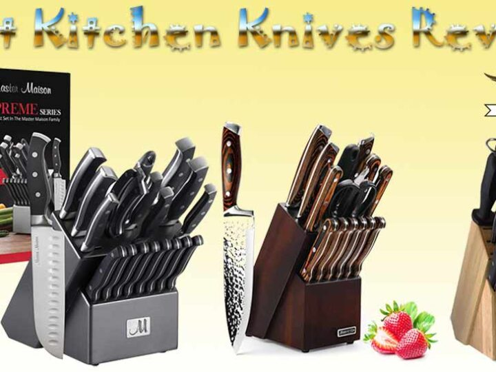 10 Best Kitchen Knives Review of 2021